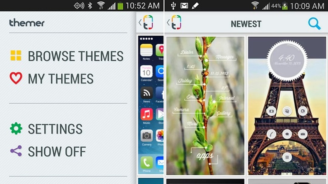 Smart Launcher 3 | Download | TechTudo