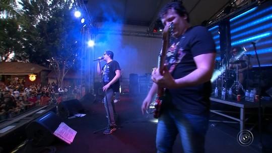 Barra Bonita é palco de um dos maiores festivais de bandas cover do Brasil