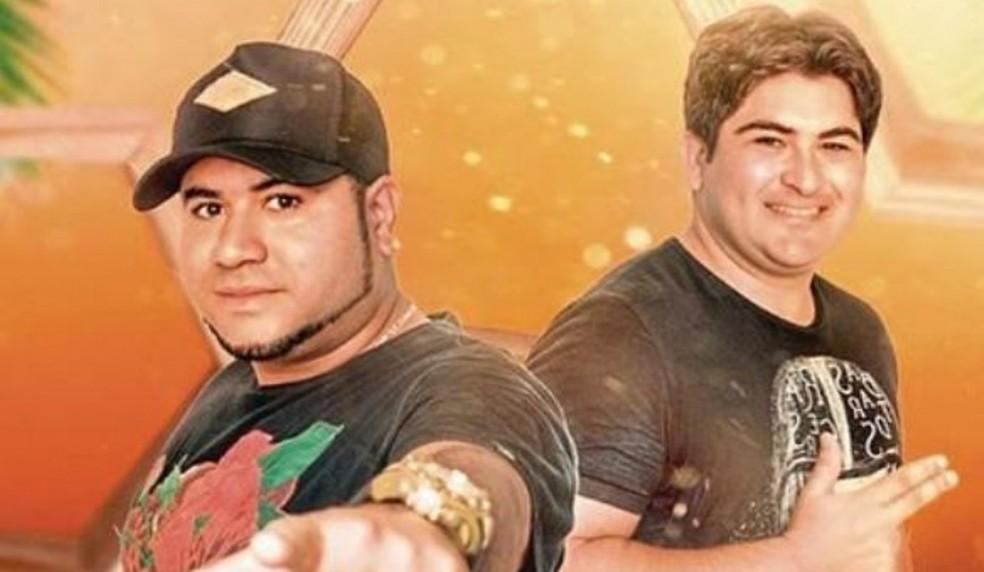 Barões da Pisadinha — Foto: Divulgação