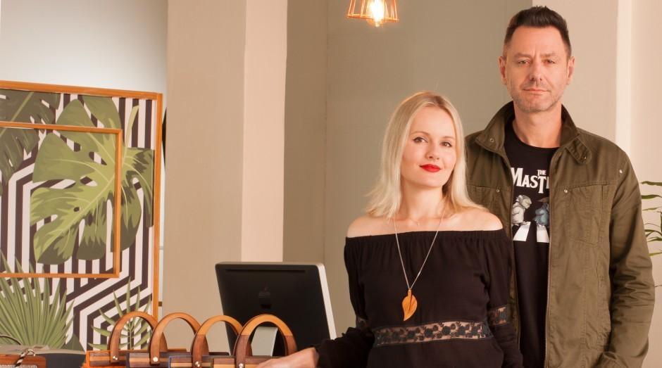 Ketlin e Ivan da Luz, fundadores da Ket Luzz (Foto: Divulgação)