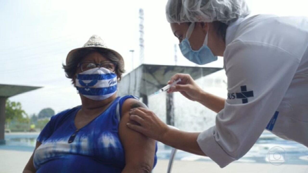 Prefeitura do Rio divulga calendário de vacinação dos três primeiros dias de março