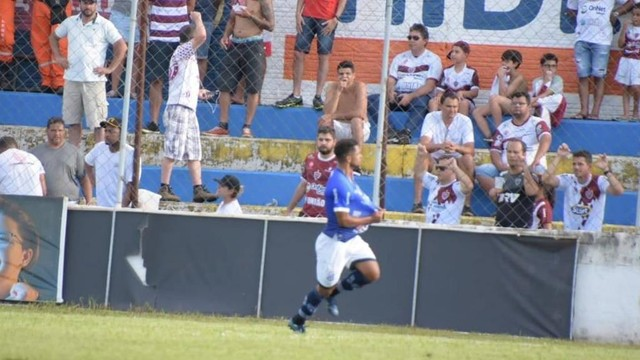 Roni garante vitória da URT sobre o Patrocinense pelo Campeonato Mineiro