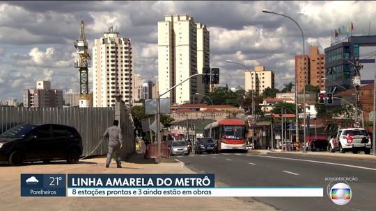 Metrô de SP diz que vai inaugurar estação Oscar Freire em março