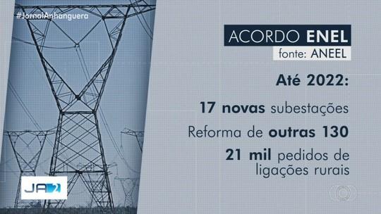Enel detalha ações que vai realizar nos próximos 3 anos para melhorar serviços em Goiás