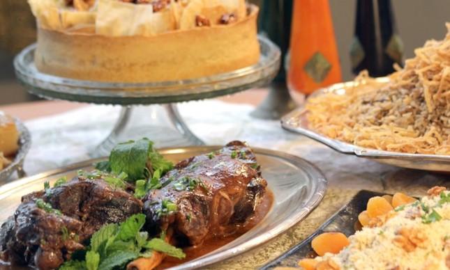Amir: pratos para a ceia de Natal