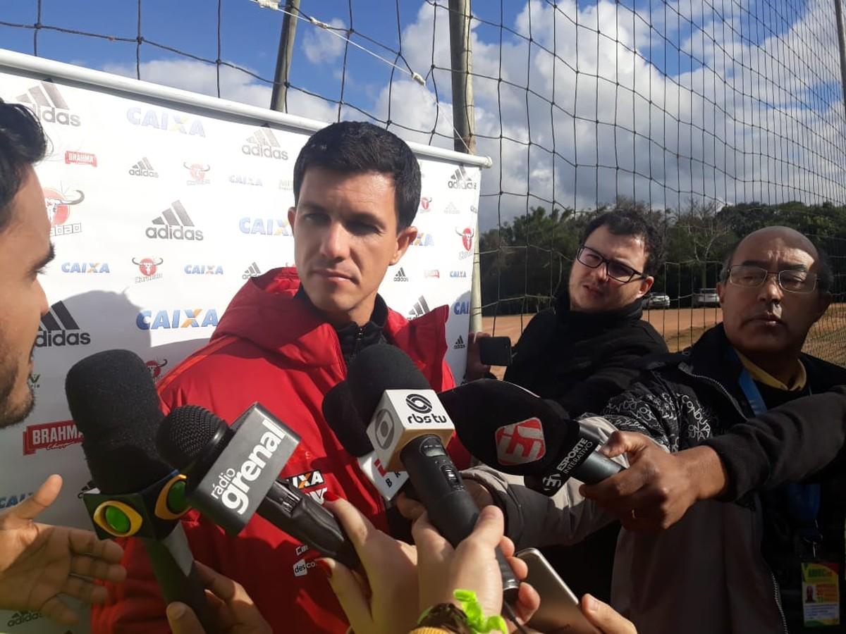 6d3015ac41 Maurício Barbieri traça planejamento para o Flamengo