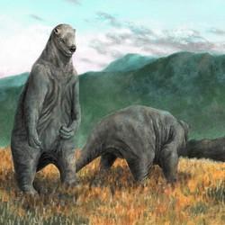 Megatherium americanum