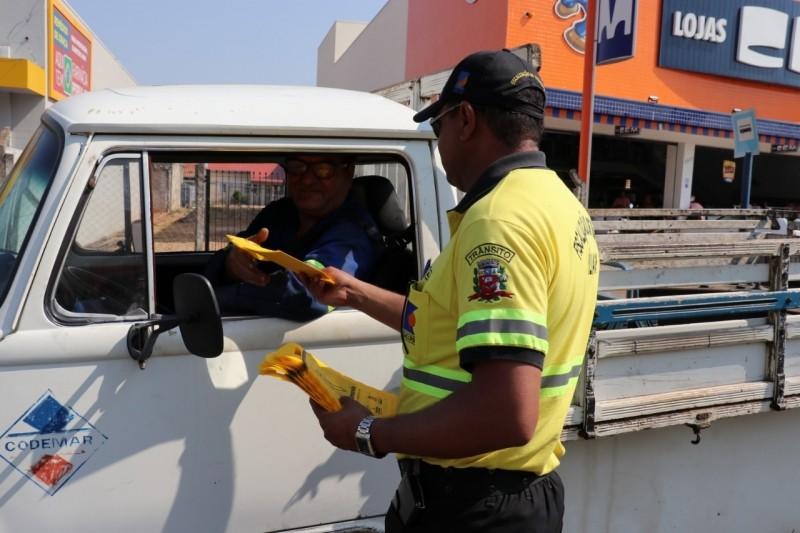 Acidentes de trânsito com deslocamento do resgate têm redução de quase 30% em Marília