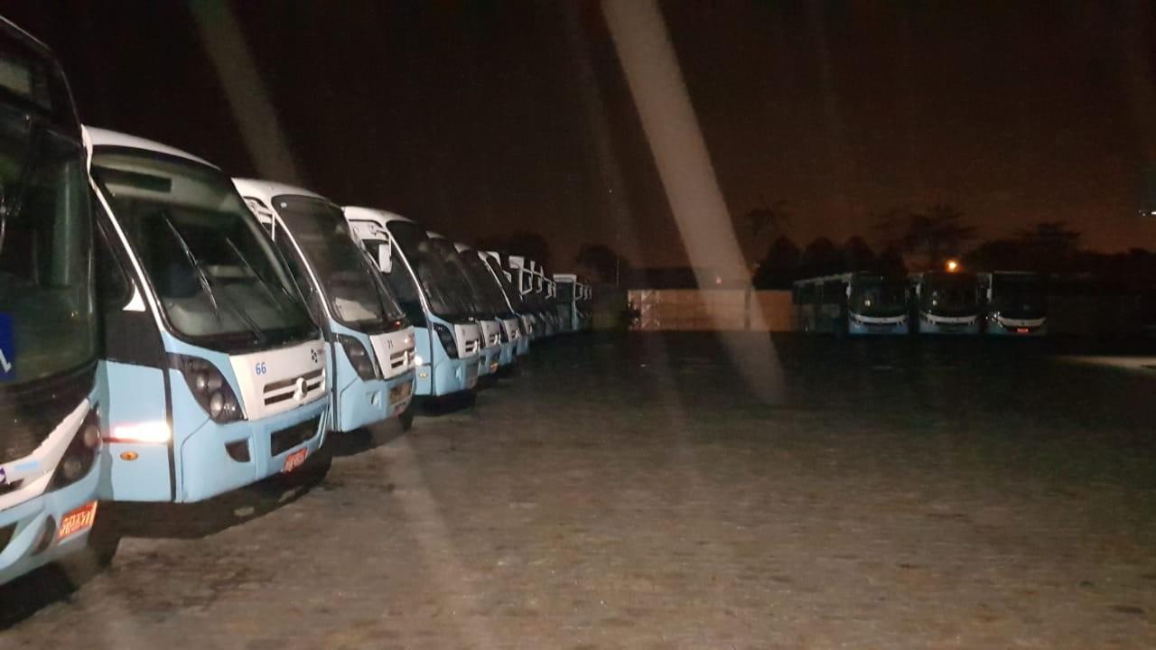 Moradores seguem sem transporte público em Itanhaém, SP