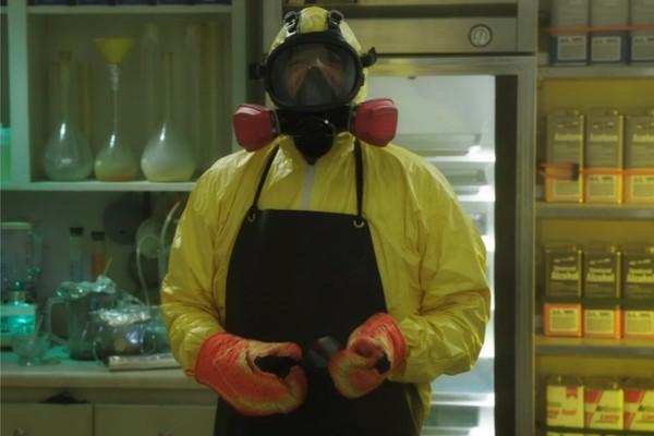 Bill Murray em Debi & Lóide 2 (2014) (Foto: Reprodução)