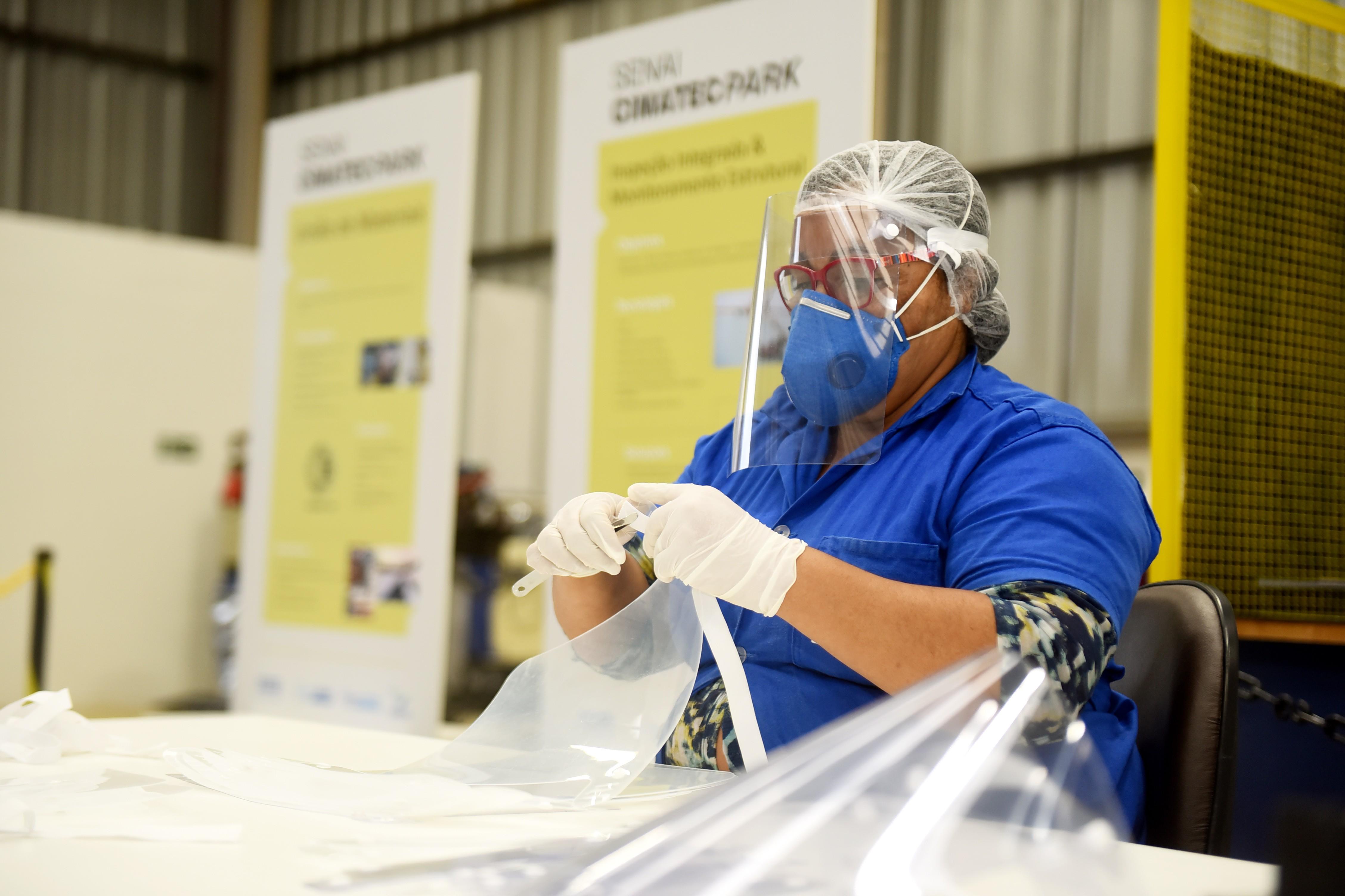 Dia da Indústria: setor produtivo se reinventa durante a pandemia de coronavírus