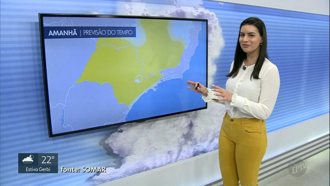 Região de Campinas (SP) deve ter quinta-feira (8) com predomínio de sol