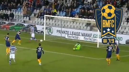 BMFC #79: Holandês perde chance inacreditável, e goleiro faz defesa surreal no Egito