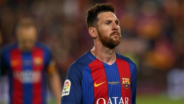 O jogador de futebol Lionel Messi (Foto: Alberto Gea/Reuters)