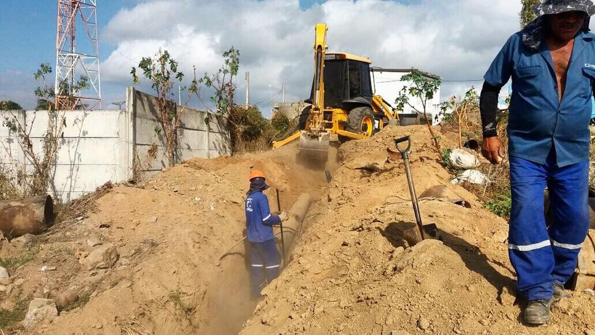 Quatro cidades do Agreste voltarão a receber água pela rede de distribuição, diz Compesa