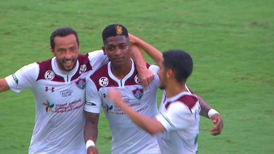 Fluminense tem atacantes em má fase na reta final da luta contra o rebaixamento no Brasileirão
