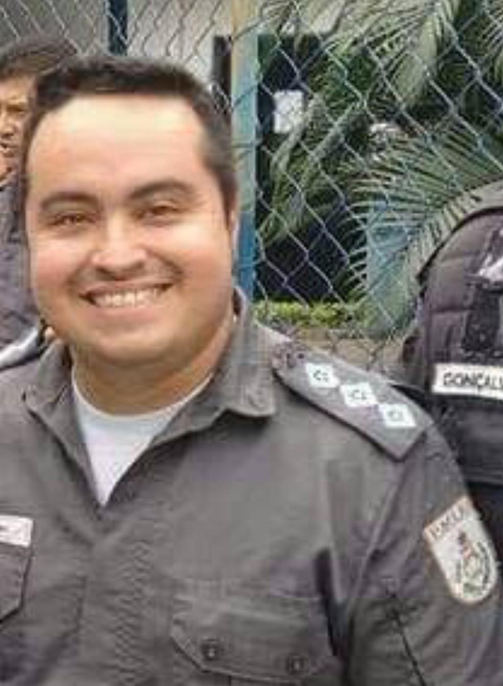 Capitão da PM é morto durante assalto na Zona Norte (Foto: Reprodução)