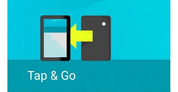Tap & Go permite configurar um telefone novo com a ajuda do NFC (Foto: Reprodução/Paulo Alves)