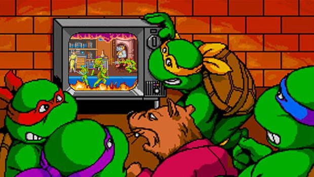 Relembre Os Principais Jogos Das Tartarugas Ninjas Noticias