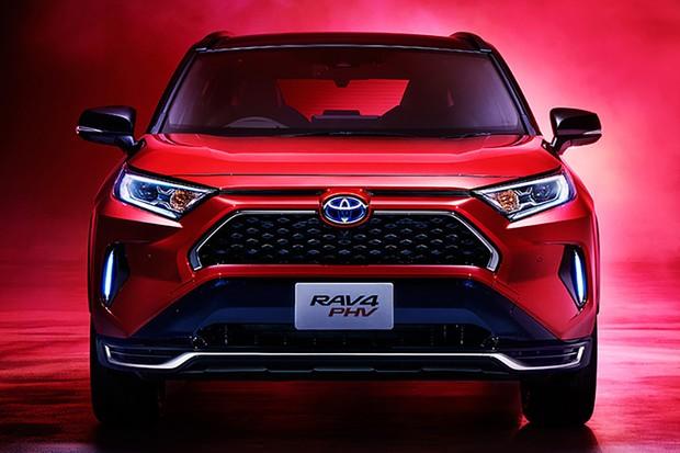 Toyota RAV4 PHEV (Foto: Divulgação)