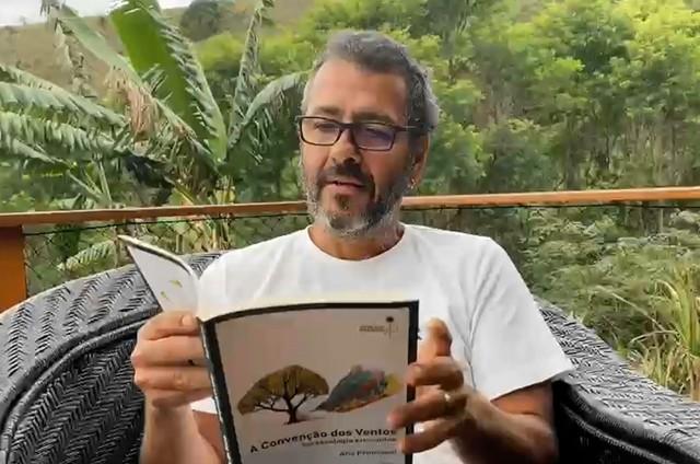Marcos Palmeira (Foto: Arquivo pessoal)