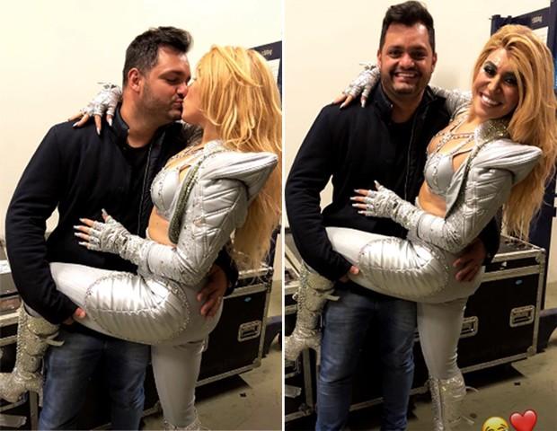 Rafael Cabral e Naiara Azevedo (Foto: Reprodução / Instagram)