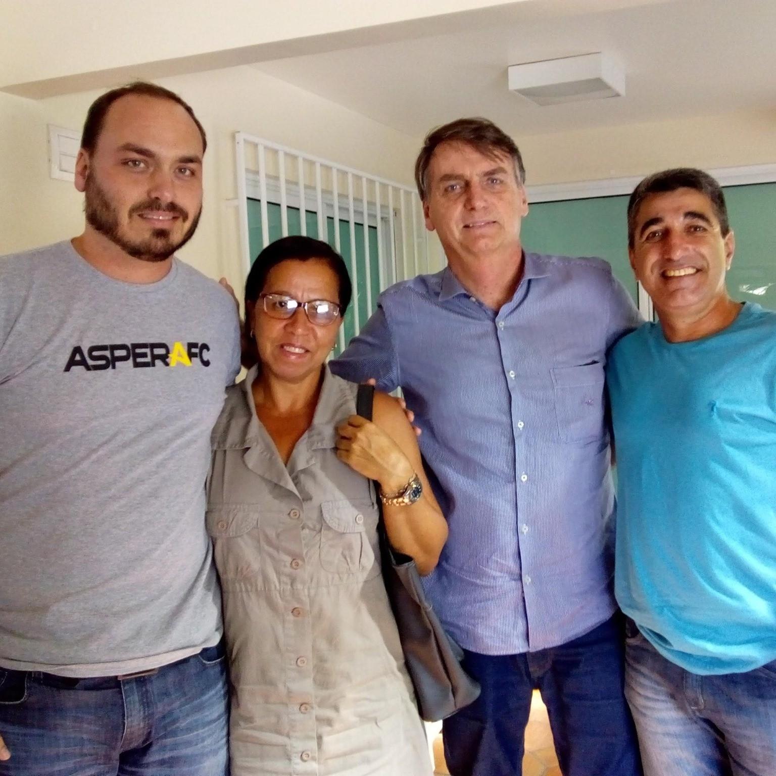 Sem se eleger com apoio de Bolsonaro, Wal do Açaí ganha cargo comissionado na Prefeitura de Angra dos Reis