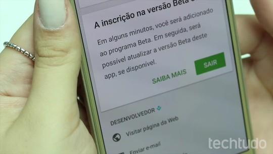 WhatsApp Beta notifica mudança de número e ganha sticker de horário