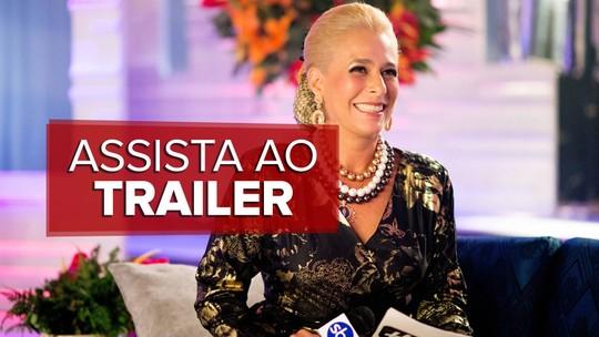 'Hebe – A estrela do Brasil' deixa de lado história de vida da apresentadora e foca na luta contra censura; G1 já viu