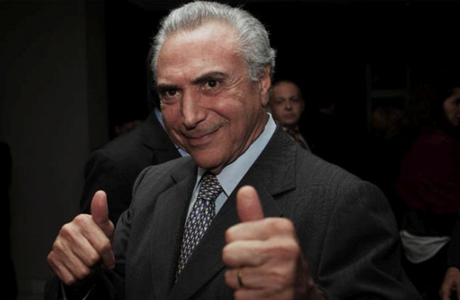 Michel Temer (Foto: Divulgação)