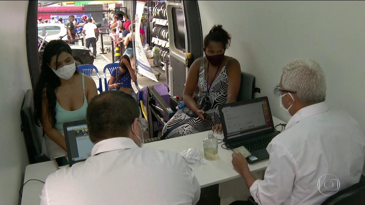 Desemprego na pandemia atinge mais as mulheres do que os homens