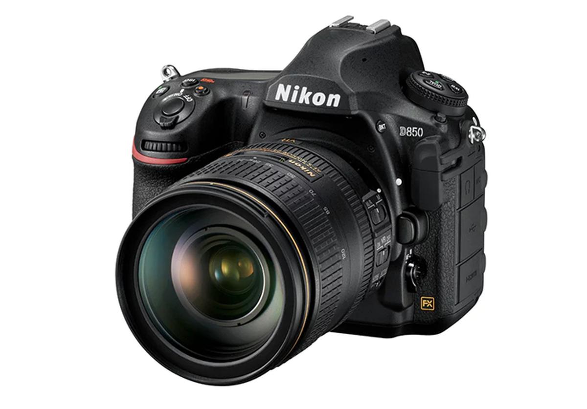 Nikon revela D850, câmera DSLR 4K full-frame com 45.7