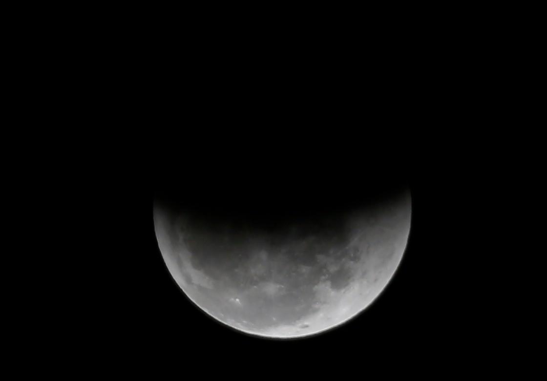 Eclipse parcial da Lua poderá ser visto em todo o Brasil; veja os horários - Notícias - Plantão Diário