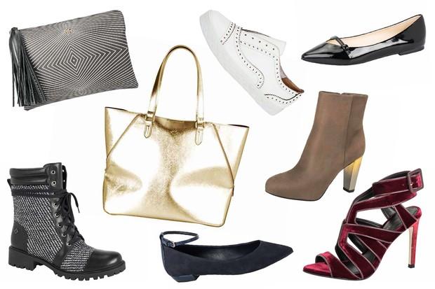 Sapatos e bolsas by Helena Bordon (Foto: Divulgação)