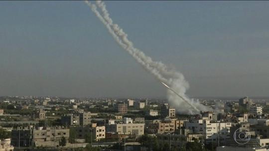 Aumenta escalada de tensão entre palestinos e israelenses