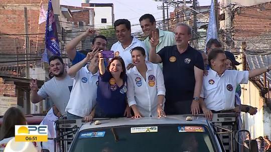 Armando Monteiro promete melhorar 'condições precárias' do Hospital Regional do Agreste