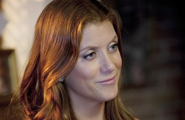 Ex-'Grey's anatomy', a ruiva Kate Walsh é Addison em 'Private practice', no ar no canal Sony (Foto: Reprodução)
