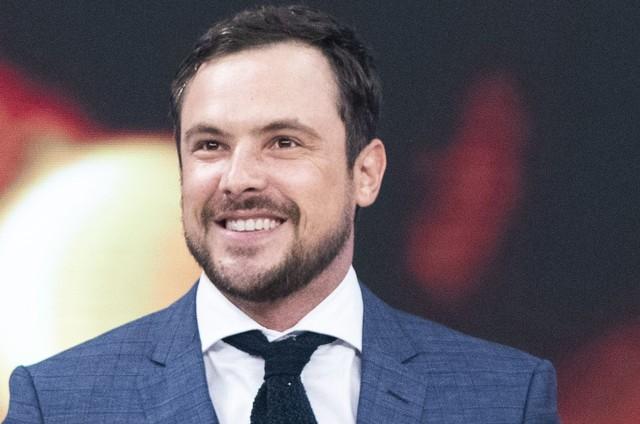 Sergio Guizé (Foto: Fábio Rocha/TV Globo)