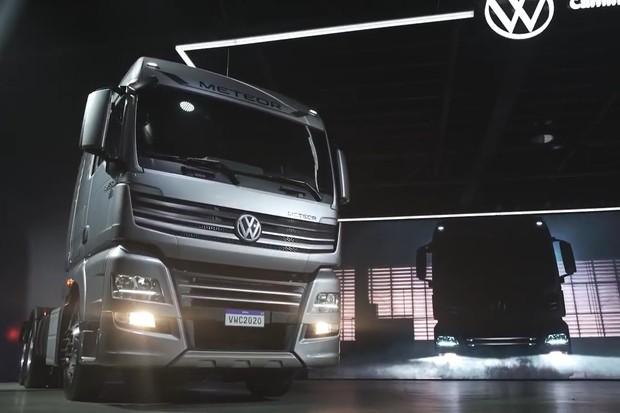 Volkswagen Meteor (Foto: Divulgação)