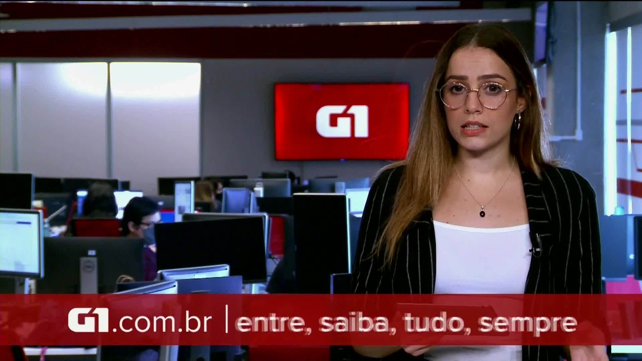 G1 em 1 Minuto: Brasil tem 155.500 mortes e 5.303.520 casos de coronavírus