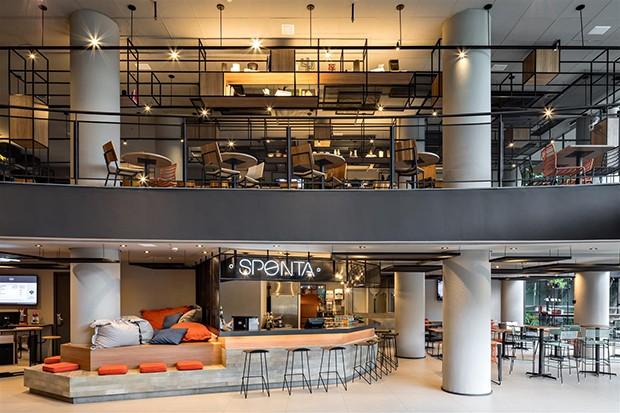 FGMF Arquitetos assina os novos quartos de hotéis do Ibis  (Foto: Divulgação)