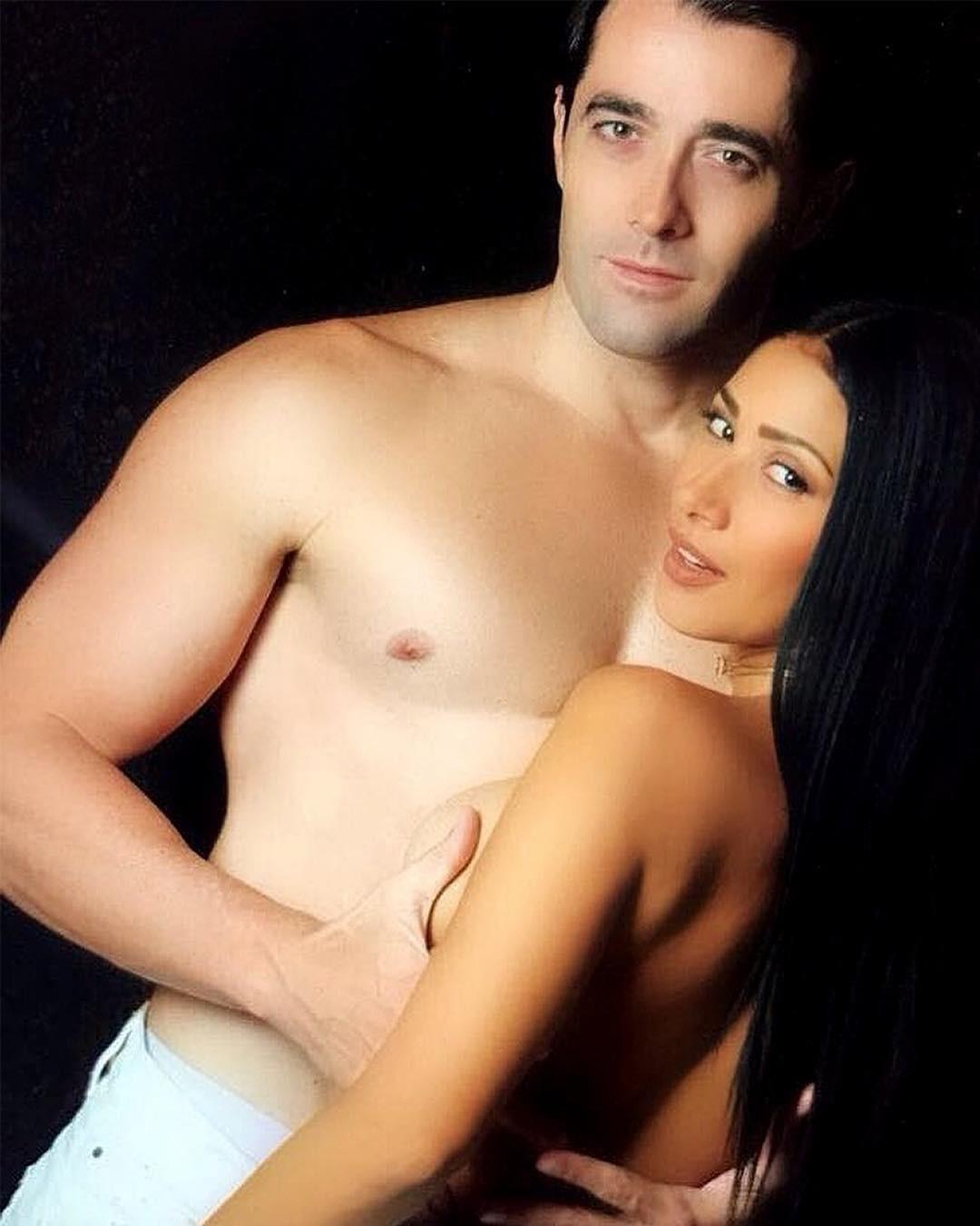 Simaria e marido (Foto: Reprodução)