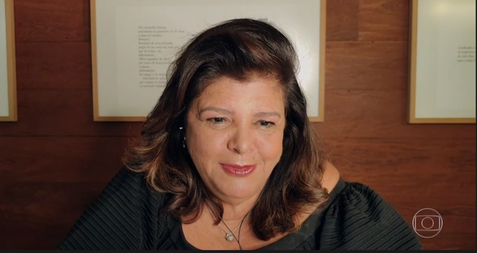 Luiza Trajano  — Foto: Reprodução/TV Globo