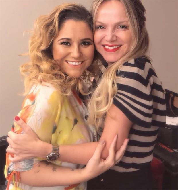 Maria Rita e Eliana (Foto: Reprodução/Instagram)