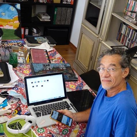 Chico Diaz (Foto: Arquivo pessoal)