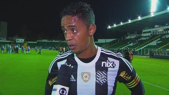 """Felipe Amorim desabafa: """"Eles foram eficientes e mataram o jogo"""""""