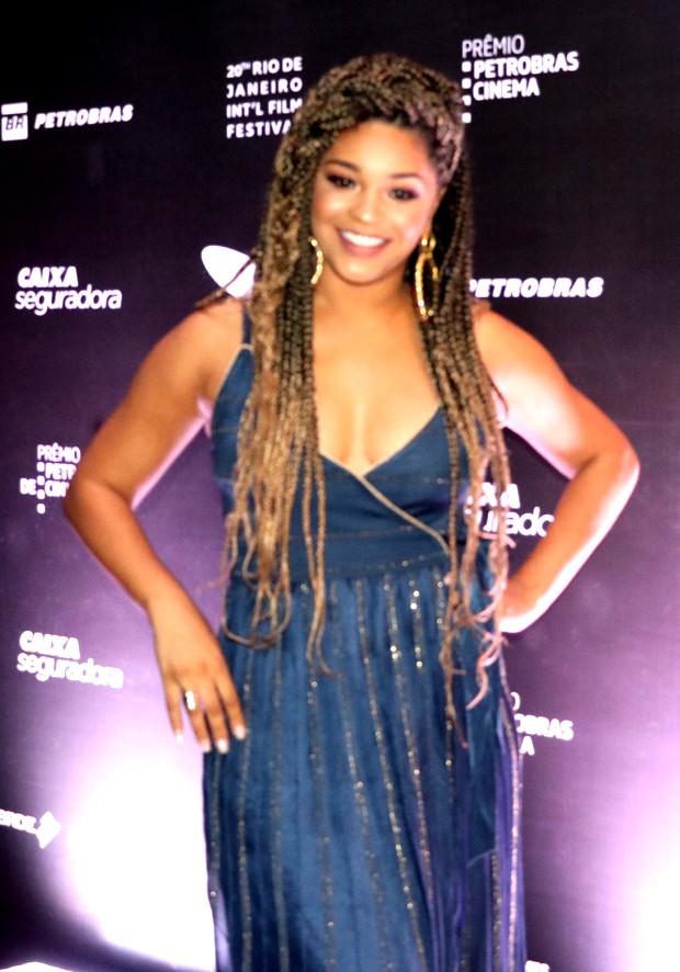 Juliana Alves (Foto: Daniel Pinheiro/AgNews)