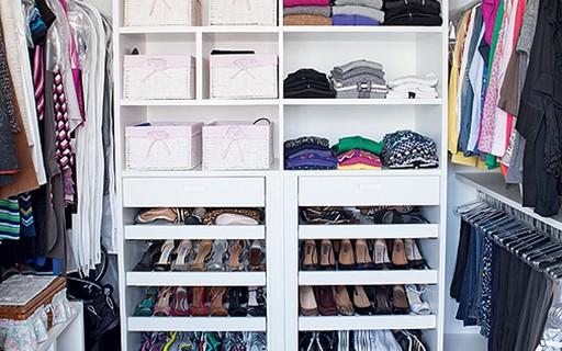 Closet: 17 ideias de decoração para o cômodo