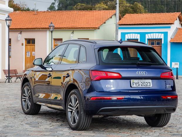 Audi Q5 2018 (Foto: Divulgação)