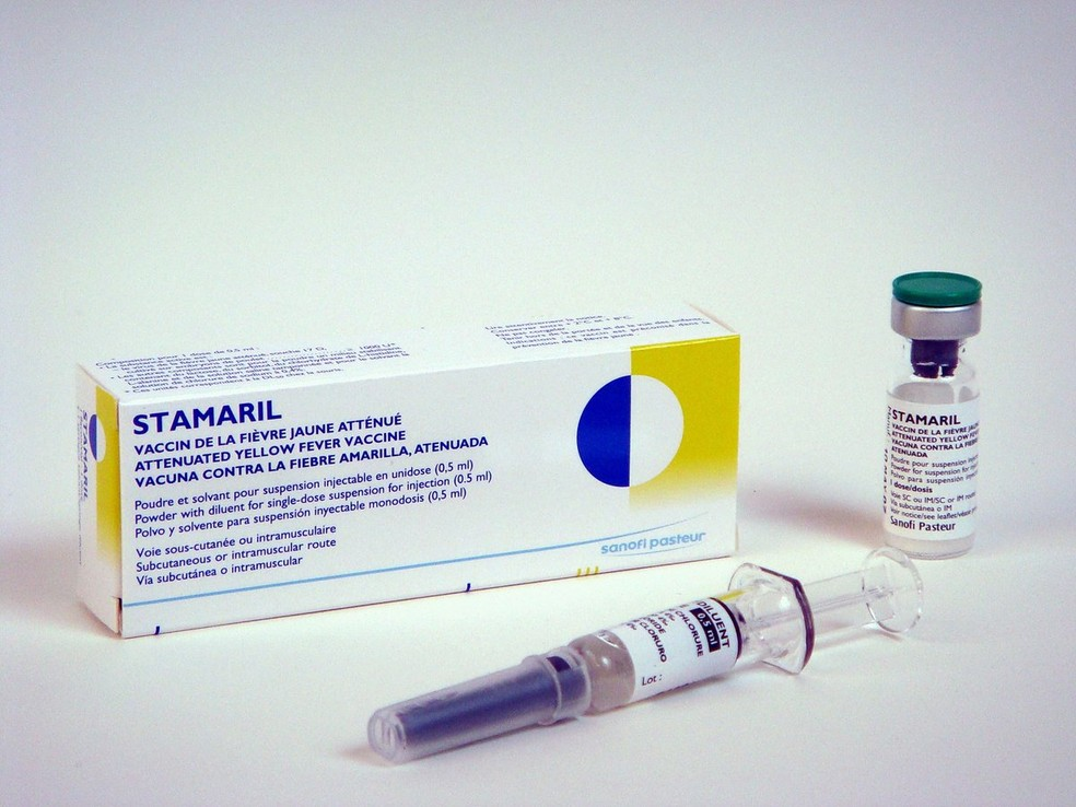 Vacina disponível em centros particulares é importada; dose é de 0,5 ml (a padrão) (Foto: Divulgação)
